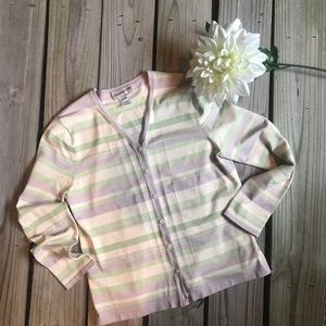 Pendleton silk sweater